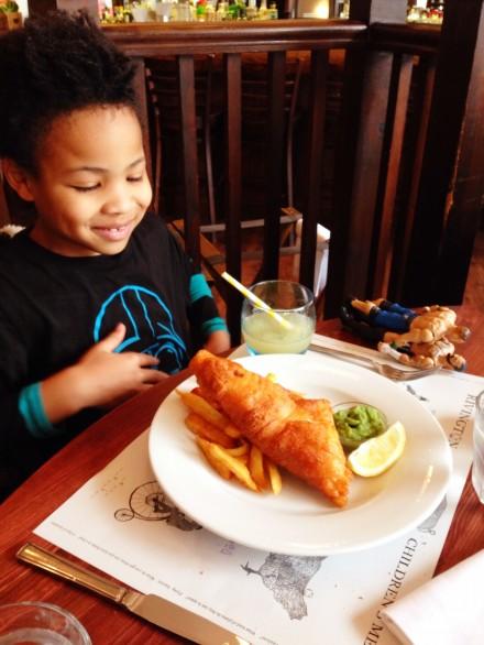 Rivington Greenwich Kids Eat Free