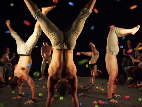 A Simple Space Udderbelly at Southbank Centre
