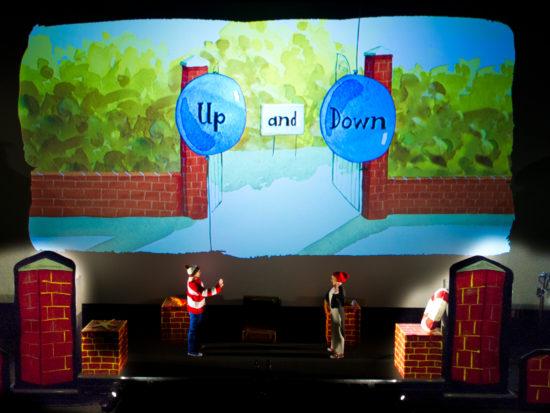 Up and Down Ga Ga Theatre