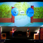 Up and Down by @GaGaTheatreCo (Family Friendly Theatre Review) #sp