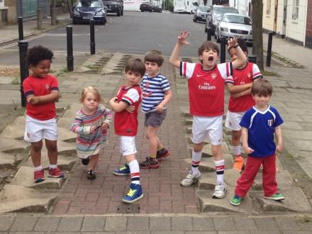 Arsenal FA Cup Kids