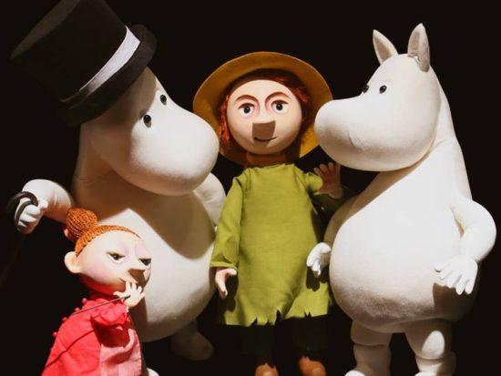 Moominsummer Madness at Polka Theatre