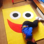 Laughing Larry Zug Rug