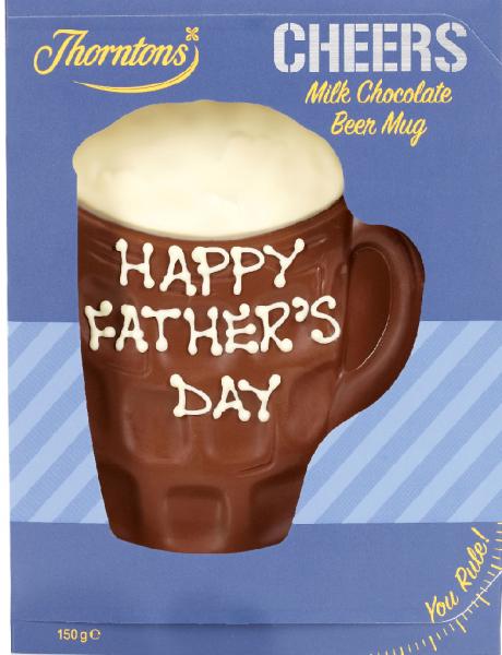 Thorntons Chocolate Beer Mug