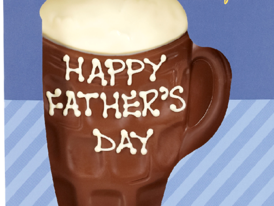 Thorntons Chocolate Beer Mug