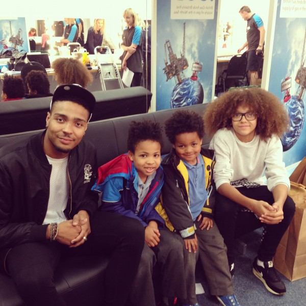 Babes Q&A with Perri and Jordan of Diversity! (British Gas Generation Green)