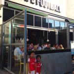 Eat London with Kids (and Ryan Giggs): Cafe Football