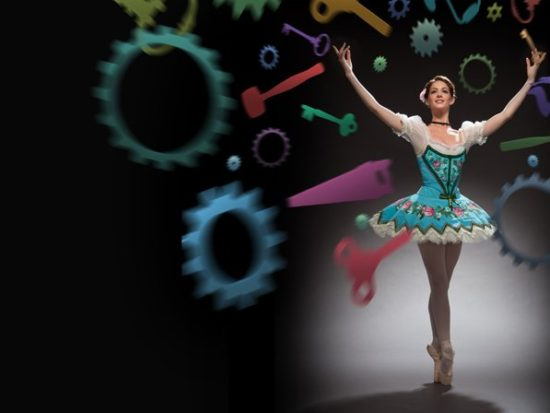 Coppelia English National Ballet