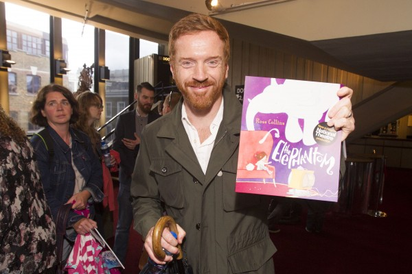 Damian Lewis at The Elephantom