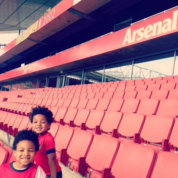 Emirates Stadium First Visit