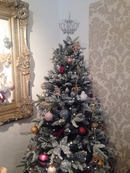 House of Fraser Christmas tree