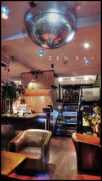 Dates with Dads: Zen Sai Bar in Camden