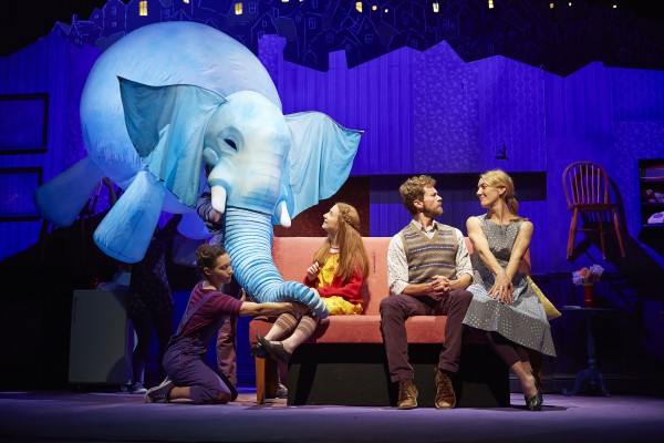 The Elephantom At New London Theatre Family Theatre Review Babes About Town