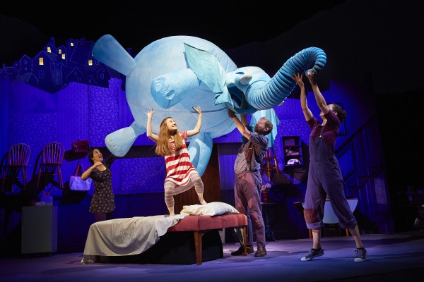 The Elephantom at New London Theatre (Family Theatre Review)