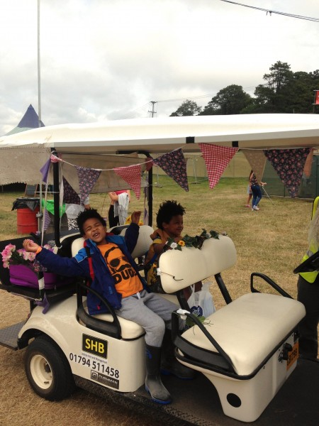 Camp Bestival Festaxi