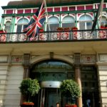 Charing Cross Hotel Review: Family Rooms and Kids Afternoon Tea!