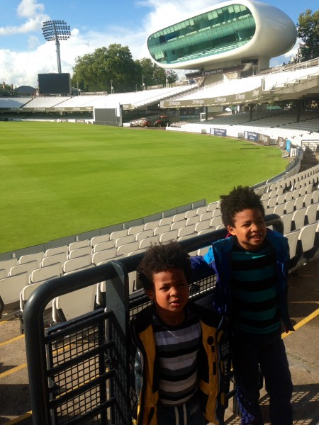 Lord's Cricket Courses for Kids (Babes Review)