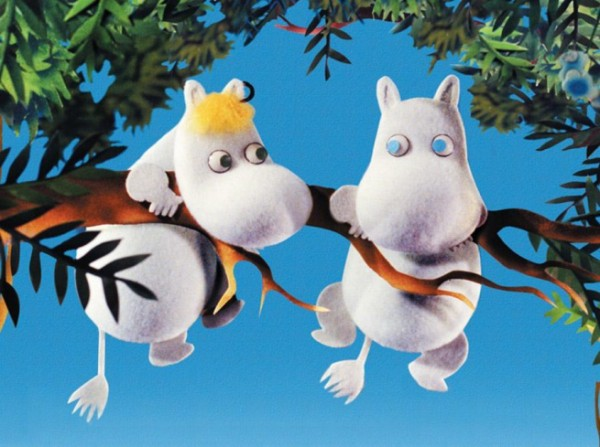 Moomin and Midsummer Madness at ICA