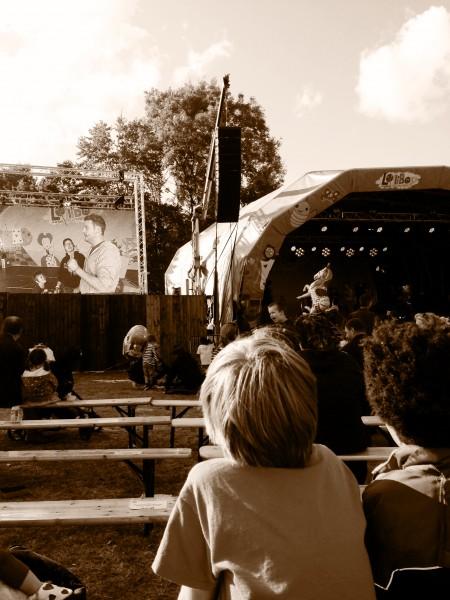 LolliBop Festival CBBC Sam and Mark