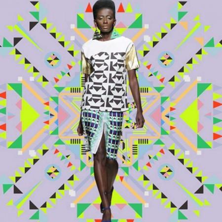 Africa Utopia Catwalk show