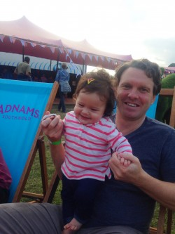 On Blackheath festival family