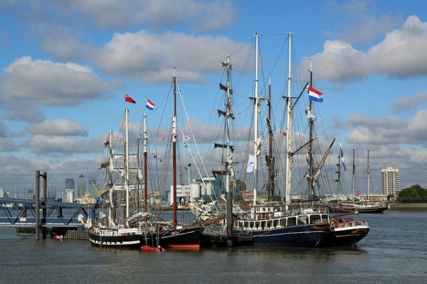 Royal Greenwich Tall Ships Festival