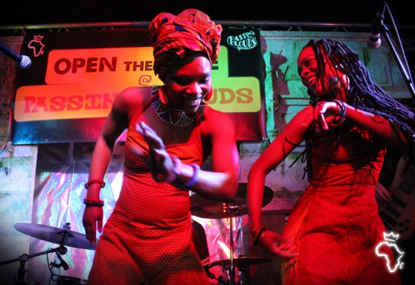 Africa on the Square Open the Gate