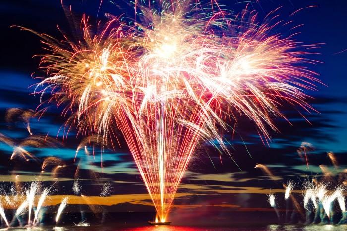 Corams Fields Fireworks