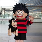 Dennis the Menace St Pancras