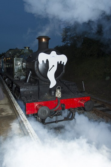 EO Railway Halloween Ghost Ride