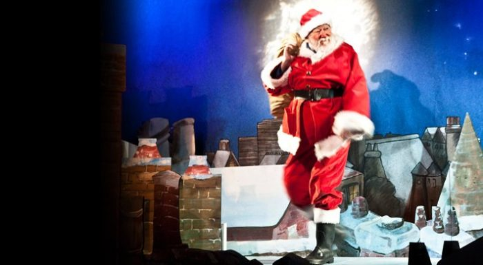 Father Christmas Lyric Theatre