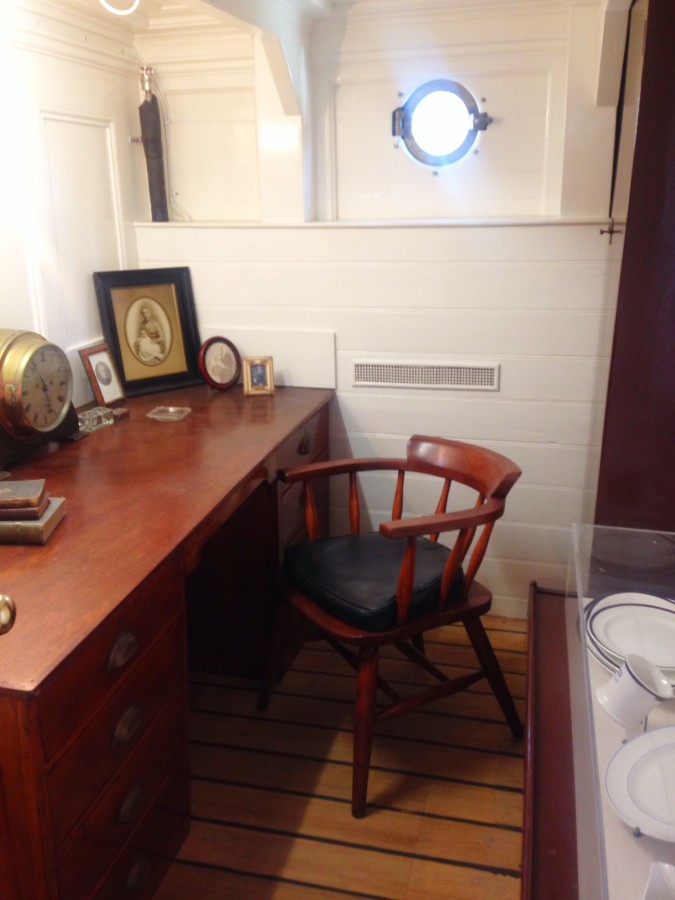Cutty Sark living quarters