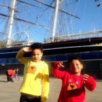 Our Cutty Sark Adventure (with Gamar + Tootsa MacGinty)!