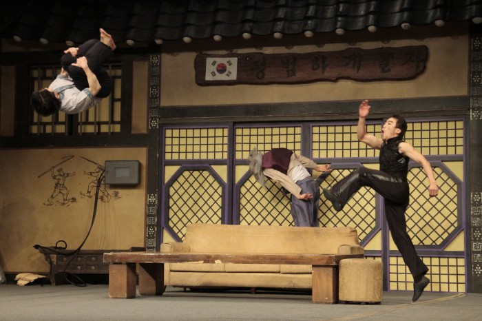 Jump at Peacock Theatre 5