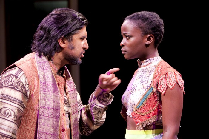Romeo and Juliet National Theatre Capulets vs Montagues