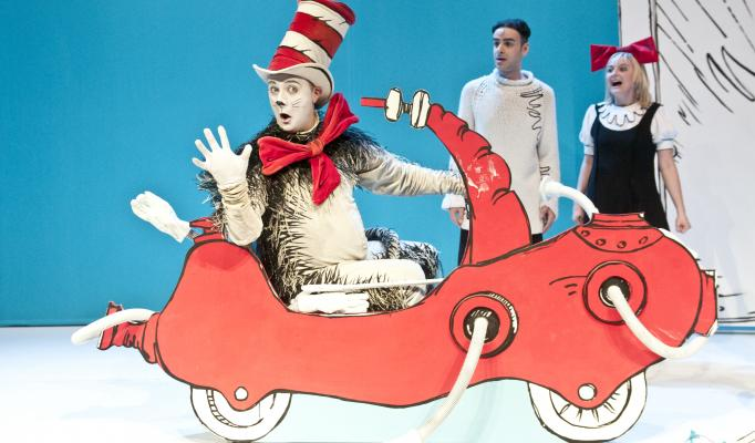 The Cat in the Hat Pleasance Theatre