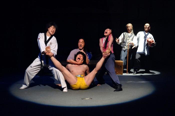 Jump at Peacock Theatre 2