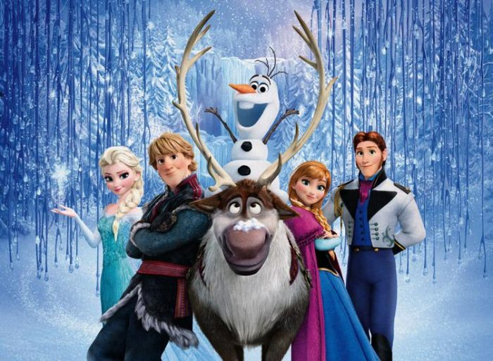 Frozen at Nomad Magical Christmas