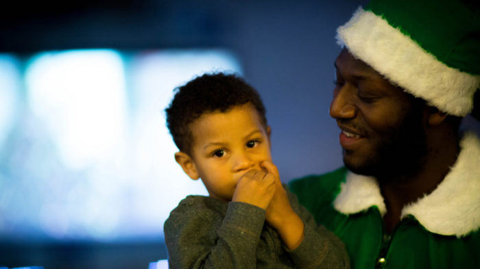 Make Hackney Sparkle Christmas