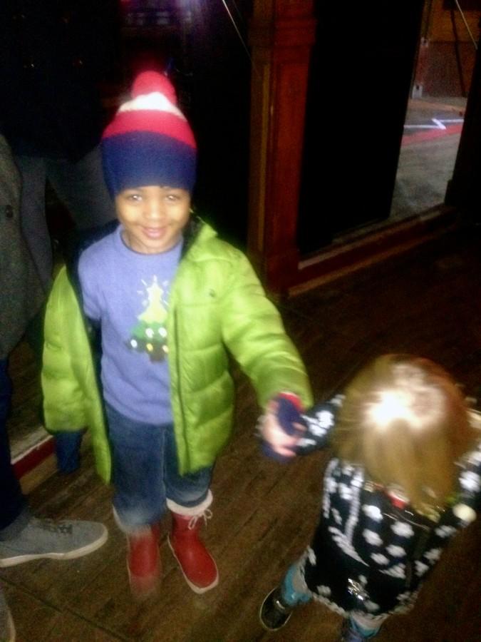 Tootsa MacGinty Christmas tree jumper Winterville