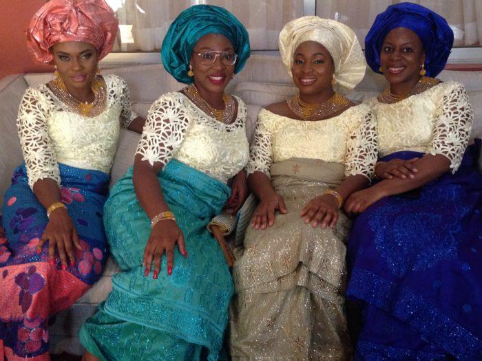 Nigeria Odu Ceremony sisters
