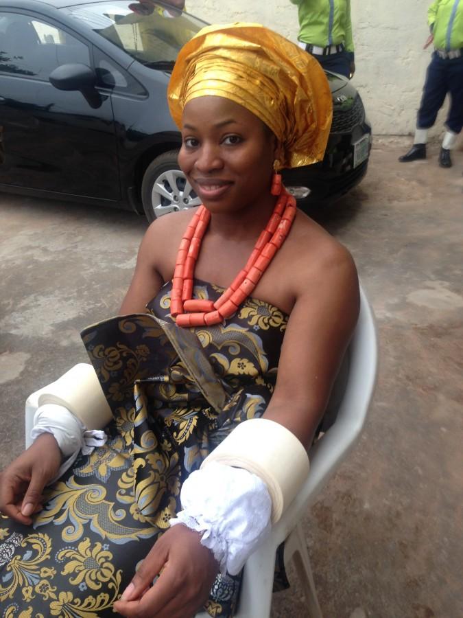 Nigeria Odu cuffs