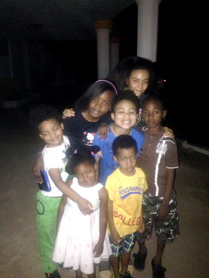 Nigeria kids