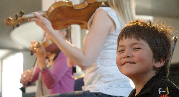 LMA Orchestra Mini Maestros