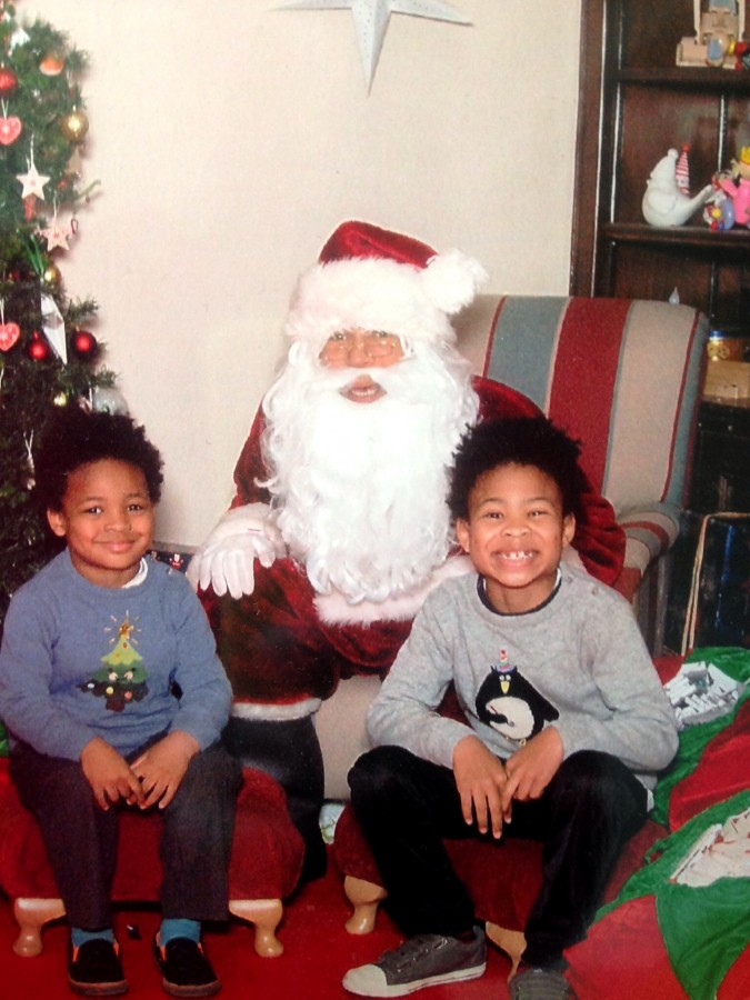 Santa at Westfield