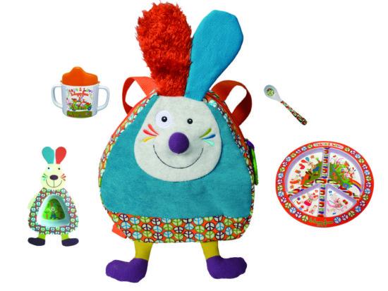 Tendre Deal offer Ebulobo kids picnic set