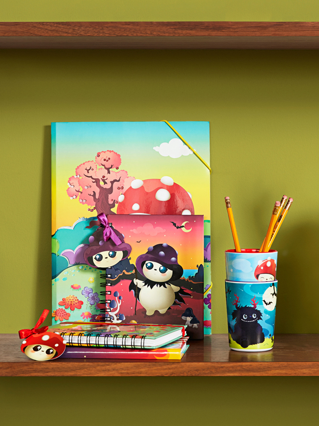 Tulipop stationery