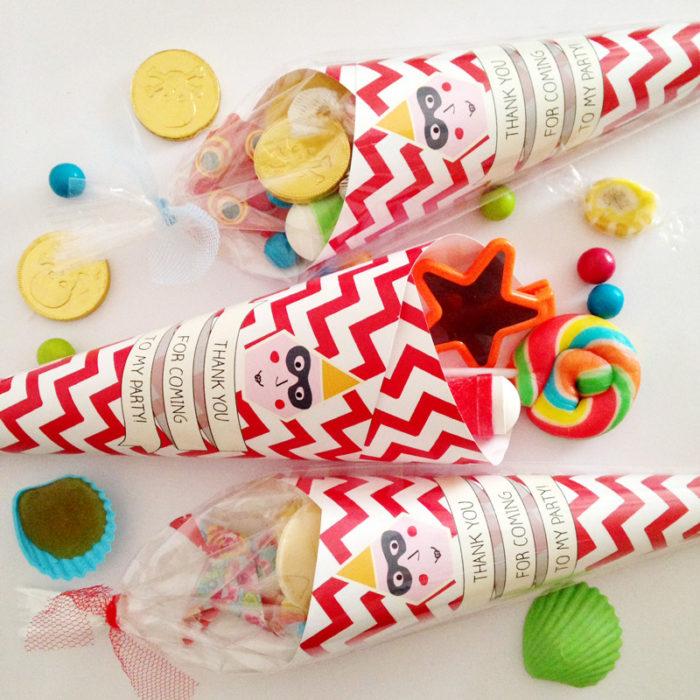 Little Lulubel party cones