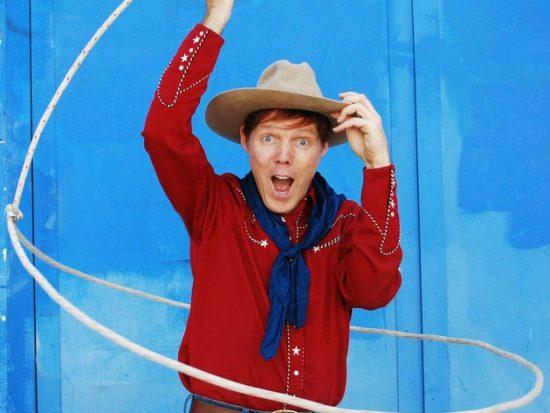Southbank Centre Cowboy Max