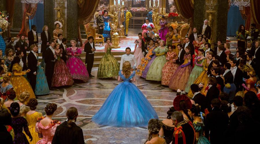 Disney Cinderella ball